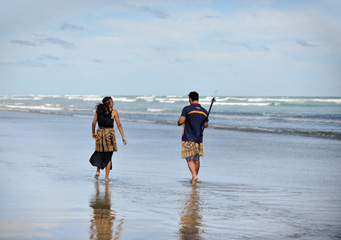 Dargaville - unpolluted surf beaches